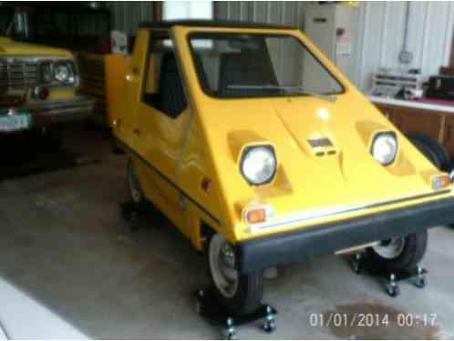 1976 Other Makes CitiCar