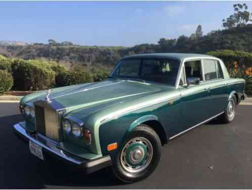 Rolls-Royce Other 3 Shades of Green (1977)