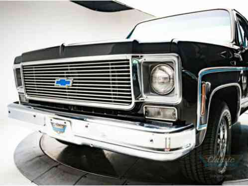 1978 Chevrolet Other Pickups Short Box Pickup 350 V8 Power Brakes