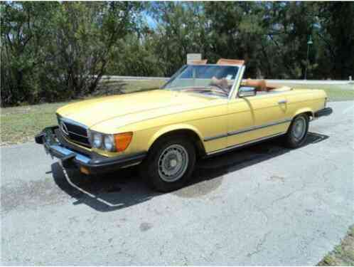 1978 Mercedes-Benz SL-Class Mint condition Only 51k miles 2 tops No dealer fee