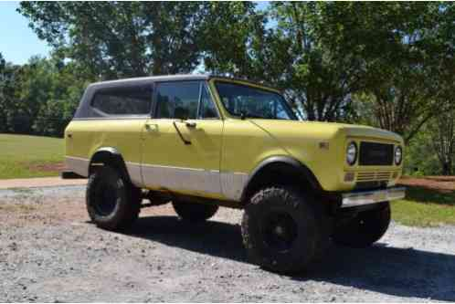 International Harvester Other Scout (1979)