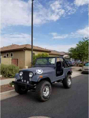 Jeep CJ Renegade (1979)
