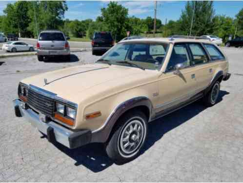 Hyundai On Perryville >> AMC Eagle Wagon 1980, NO RESERVE! 4X4151k MilesRare Find ...
