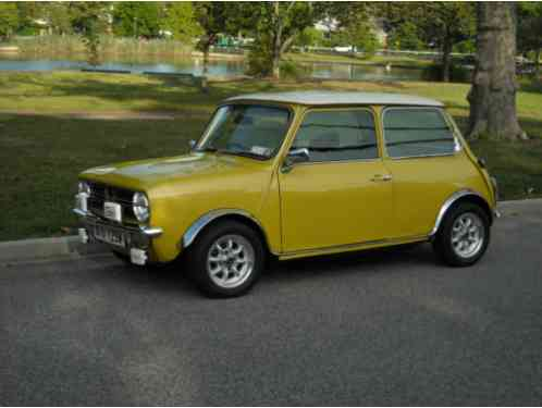 1980 Austin Clubman Coupe