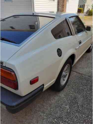 Datsun 280 ZX 2 Seats red (1980)