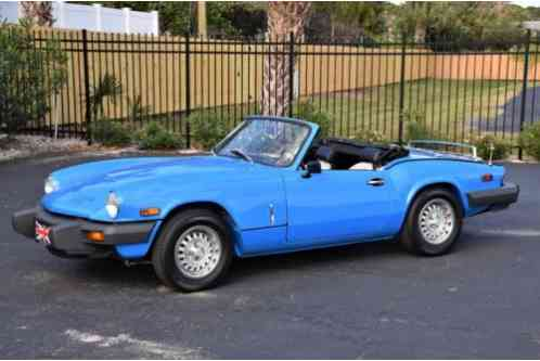 Triumph Spitfire 1500 4-Speed - (1980)