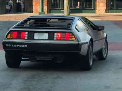 DeLorean DMC - 12 No Reserve (1981)