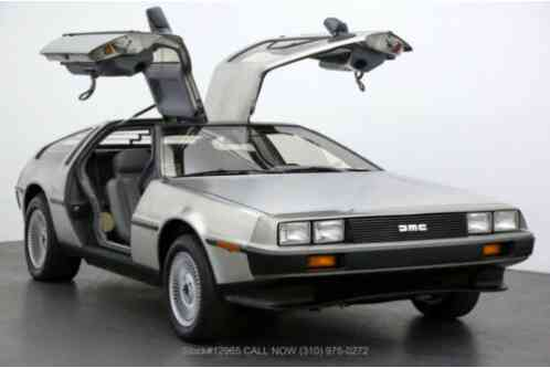DeLorean DMC (1981)