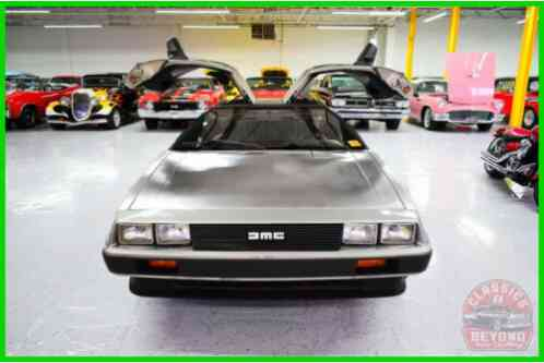 1981 Other Makes Delorean