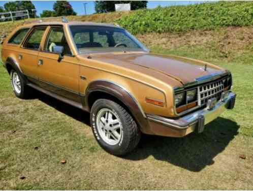 1982 AMC Other loaded