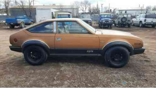 1983 AMC EAGLE SX4