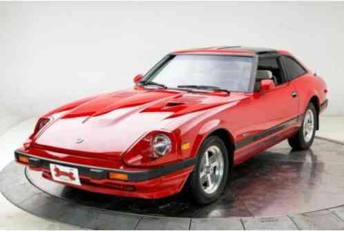 Datsun Z-Series 2+2 Turbo 2dr (1983)