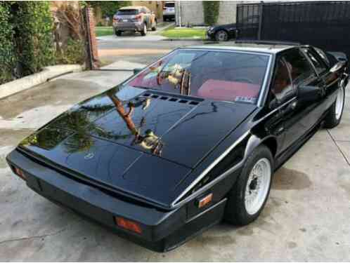 Lotus Esprit TURBO (1984)