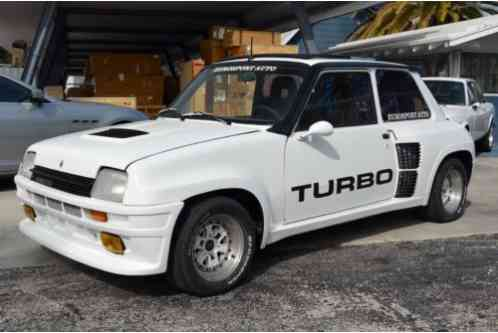 1984 Renault R5 Turbo 2 Body Package
