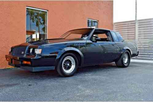 Buick Grand National (1987)