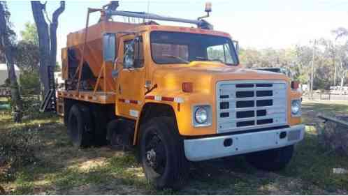 1987 International Harvester S1900