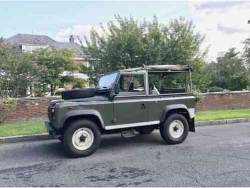 Land Rover Defender (1987)