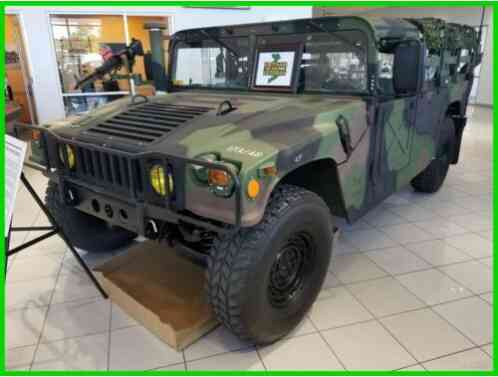 Hummer Used Military Humvee 068 MPV (1988)