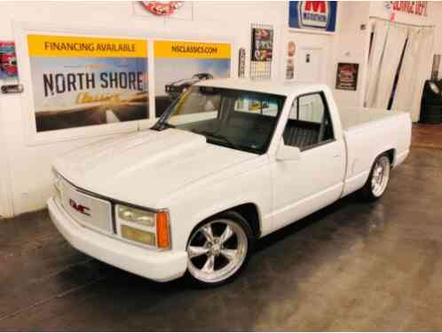 1990 GMC Other - SIERRA 1500 - ZZ4 CRATE ENGINE - ICE COLD A/C -