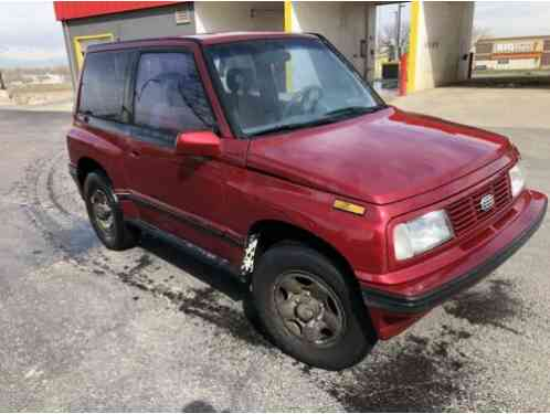 1991 Geo Tracker not sure