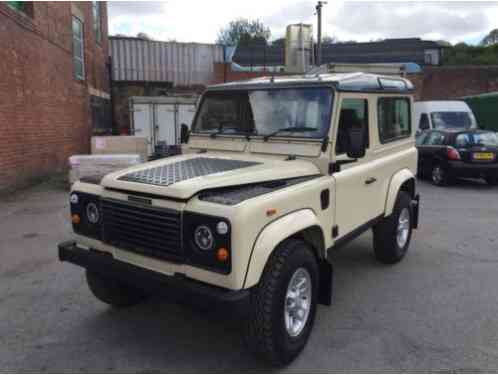Land Rover Defender County Station (1992)
