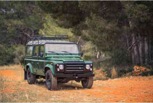 Land Rover Defender Santana 2500DL (1992)