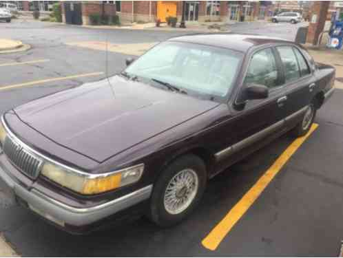 Mercury Grand Marquis (1992)