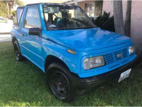 1993 Geo Other