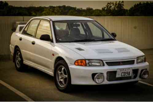 Mitsubishi Evolution RS (1993)