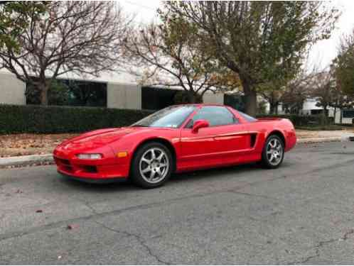 Acura NSX 2dr Sport Open Top Manual (1995)