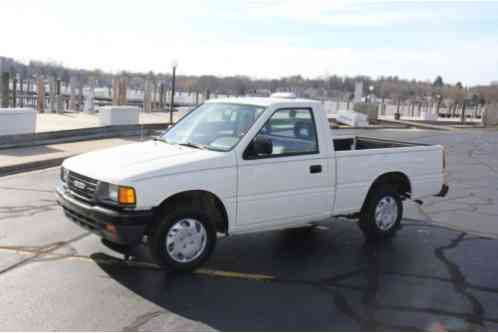 Isuzu Pickup Truck 1995
