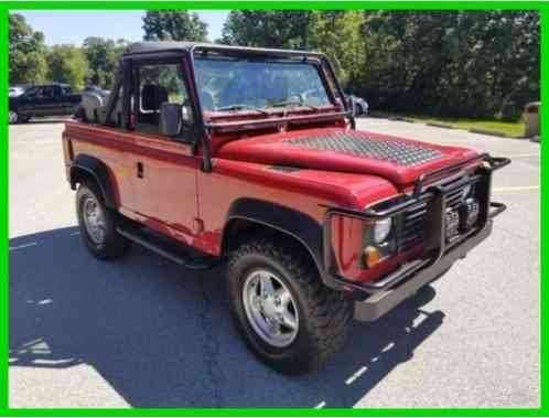Land Rover Defender 90 (1995)
