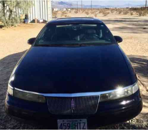 1996 Lincoln Mark Series