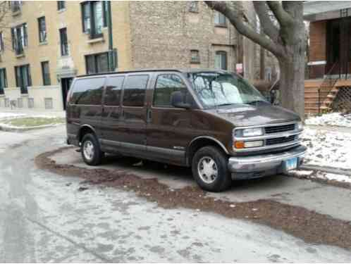 1997 Chevrolet Express LS