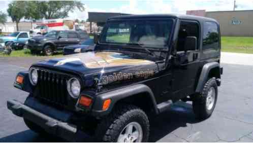 Jeep Wrangler Golden Eagle (1997)