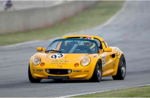 1998 Lotus Elise Race + leather