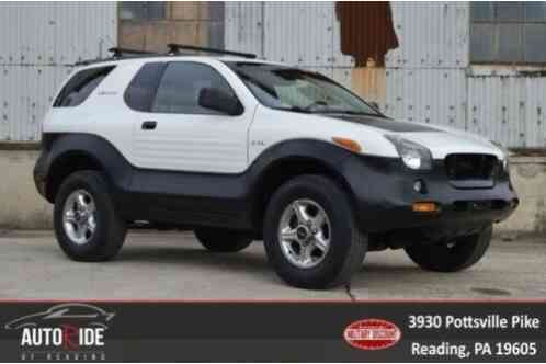 1999 Isuzu VehiCROSS Ironman Edition