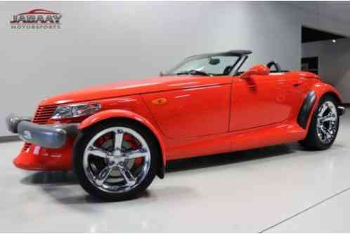 Plymouth Prowler -- (1999)