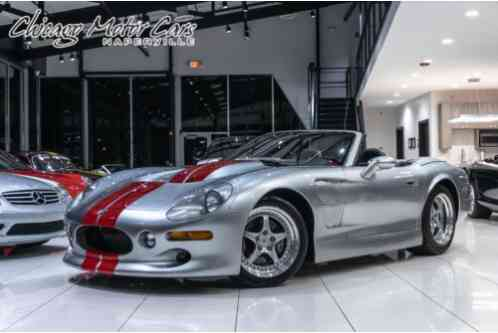 Shelby SERIES 1 ROADSTER 6-SPEED! (1999)