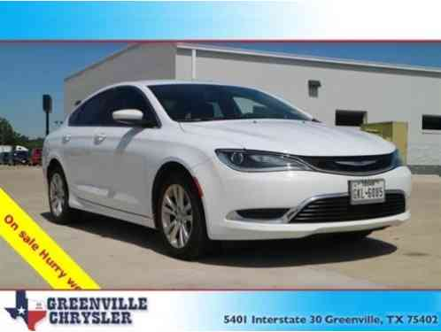 Chrysler 200 Series Limited (2015)