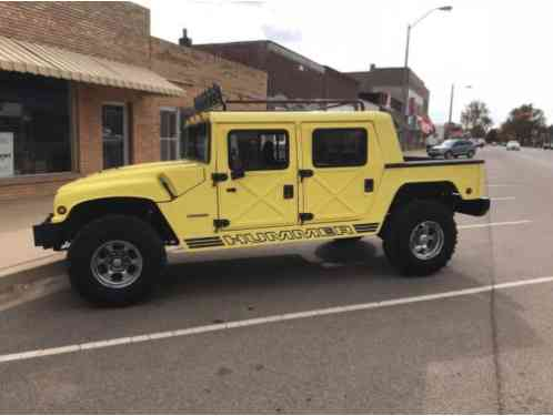 Hummer H1 Badlands rt Humvee h1 (2000)