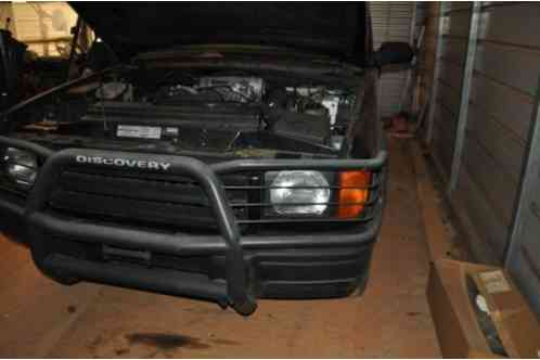 2000 Land Rover Discovery SD