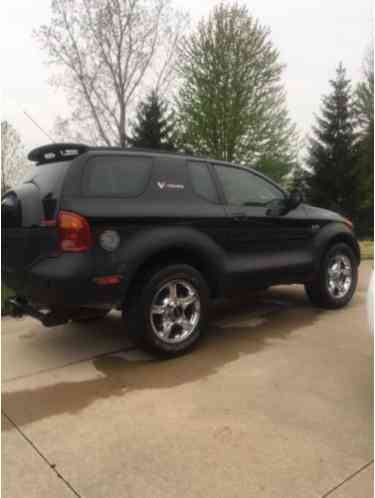 Isuzu VehiCROSS leather (2001)