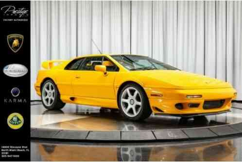Lotus ESPRIT 4/TURBO -- (2001)