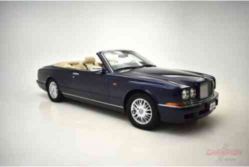 Bentley Azure -- (2002)