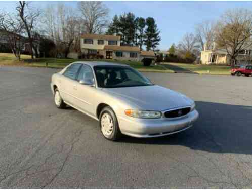 Buick Century 1 owner very clean (2003)