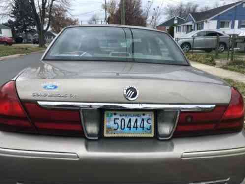 Mercury Grand Marquis GS (2003)