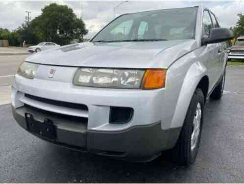 Saturn Vue Base Fwd 4dr SUV (2003)