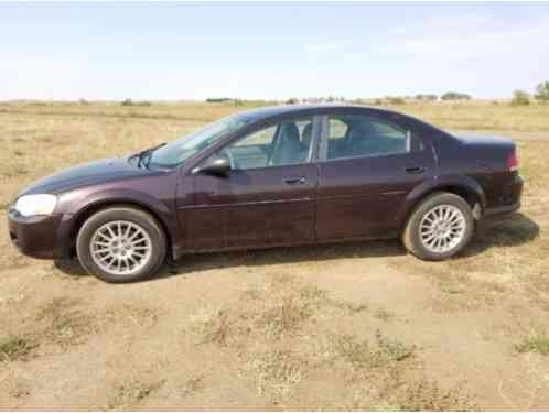Chrysler Sebring (2004)