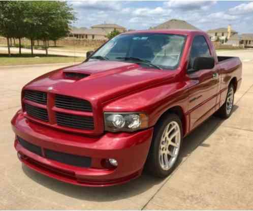 Dodge Ram Srt10 For Sale >> Dodge Ram 1500 Srt10 Viper 2004 Low Miles Supercharged In